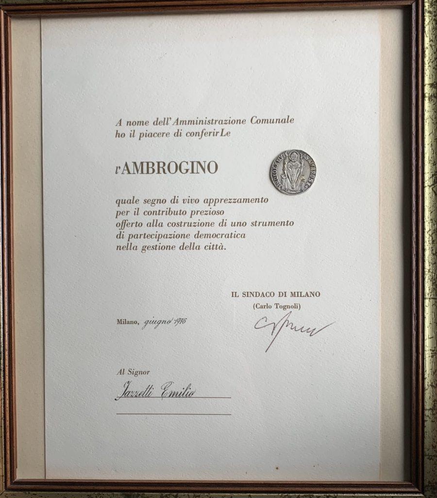Ambrogino-Milano-Baggio-Iazzetti-Emilio